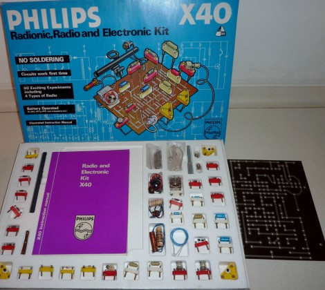Philips Radionic X40