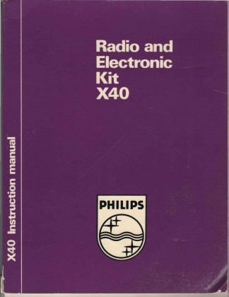 X40 Manual