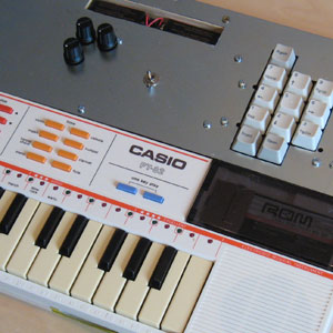Casio PT-82 Hack